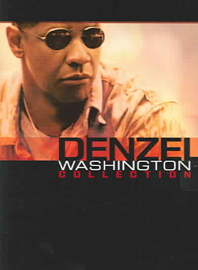 DENZEL WASHINGTON CELEBRITY PACK BY WASHINGTON,DENZEL (DVD)