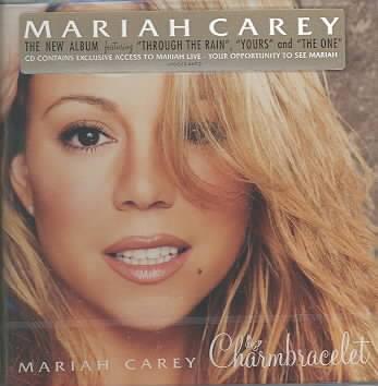 CHARMBRACELET BY CAREY,MARIAH (CD)