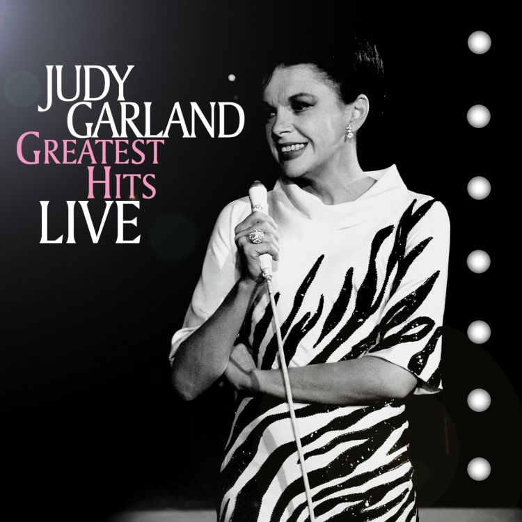 GREATEST HITS LIVE BY GARLAND,JUDY (CD)